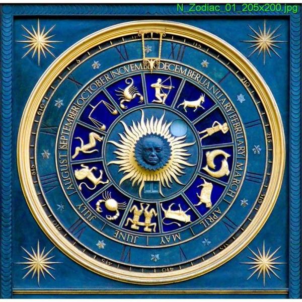 Зодиакальный круг — это