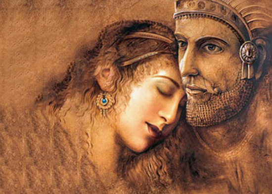 amitis_persian_empress_shahbanu_of_iran_with_cyrus_the_great.jpg